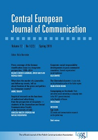 Campaigning on Facebook: Posts and online social networking as campaign tools in the 2017 general elections in the Republic of Kosovo