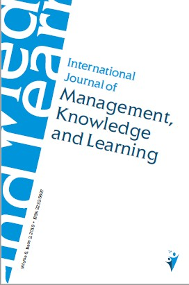 A Research on Schools as Learning Organizations: A Theoretical Approach Cover Image