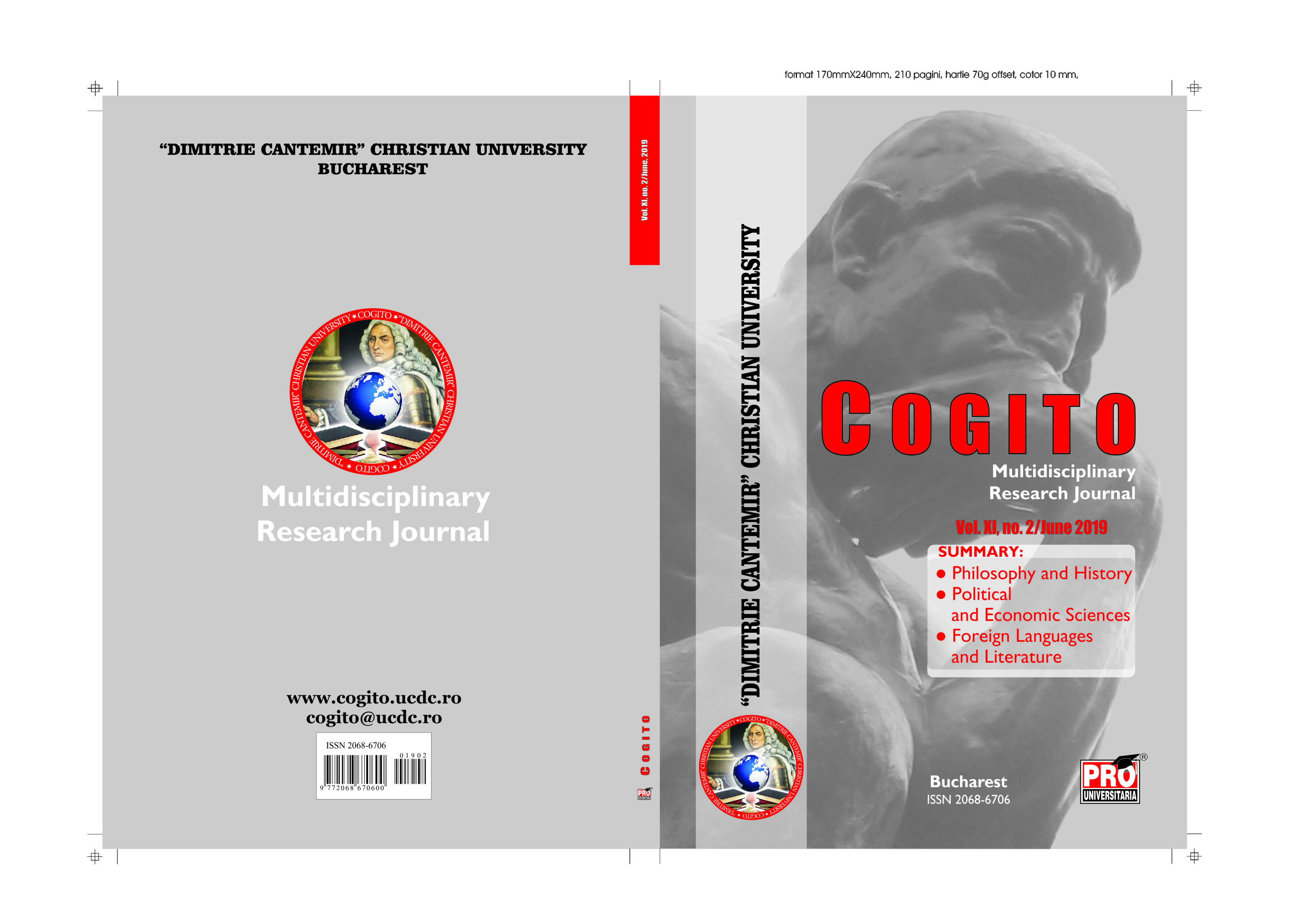 ARE WE HEADING TOWARDS A SELF-IMPOSED IRON CURTAIN? Cover Image