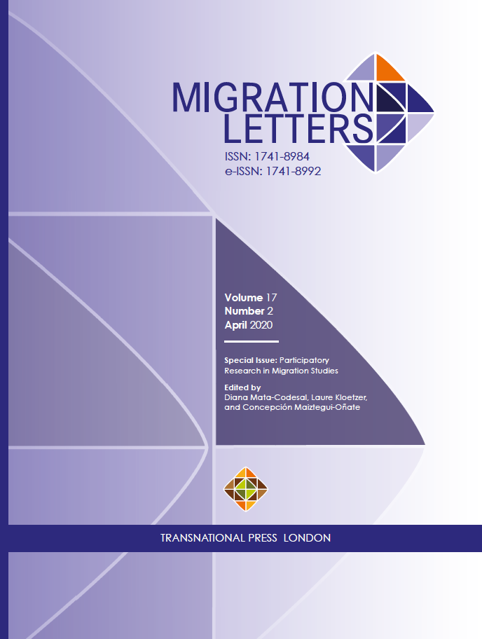 The Seductive Nature of Participatory Research: Reflecting on More than a Decade of Work with Marginalized Migrants in South Africa