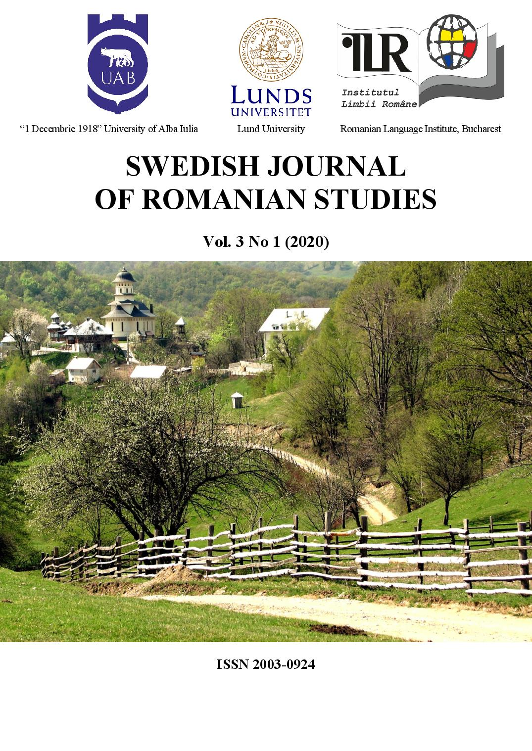 For the sake of a liberalized Romanian culture! What about an interdisciplinary and transdisciplinary canon instead of the isolated monopolies with a subscription to the state budget? Cover Image