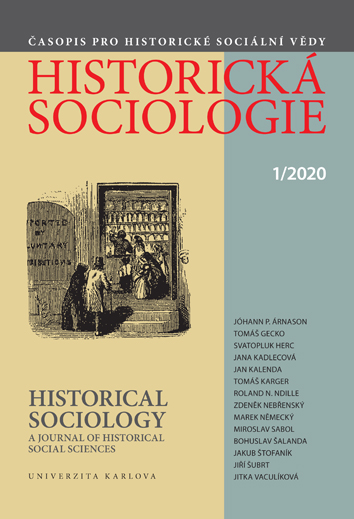 Biographical Stages and Information Sources in the Formation of Historical Consciousness