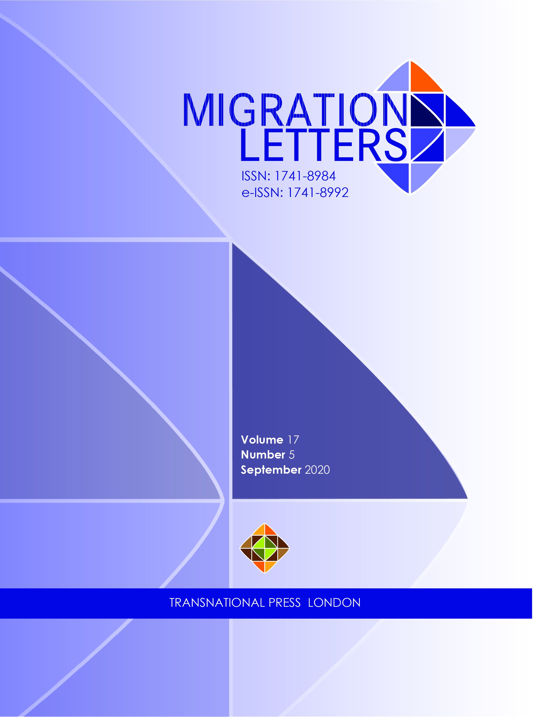 The COVID-19, Migration and Livelihood in India: Challenges and Policy Issues Cover Image
