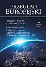 "The Political Leadership in ""stabilitocracy"" and the State of Democracy: Serbian Case Study Cover Image"