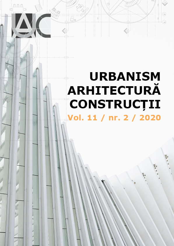 Recent Urbanisation and the Challenges in Capitalising upon the Built Heritage in the Northern Area of Bucharest Cover Image