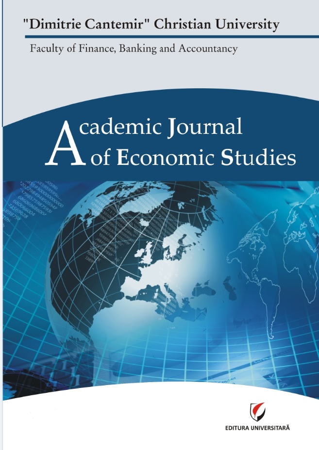 Academic Journal of Economic Studies Cover Image