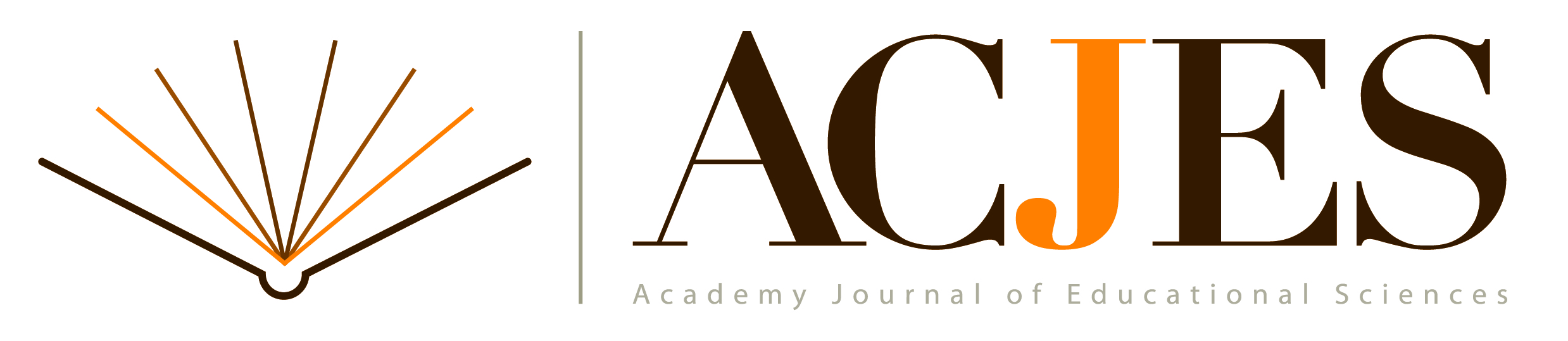 Academy Journal of Educational Sciences Cover Image