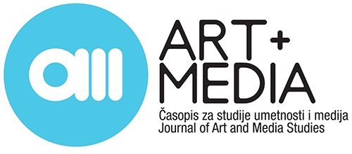 AM Journal of Art and Media Studies Cover Image