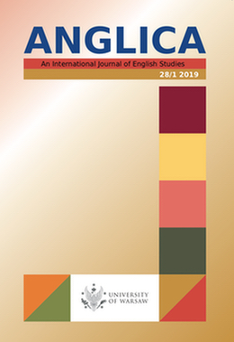 ANGLICA - An International Journal of English Studies