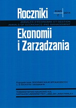 Annals of Economics and Management Cover Image