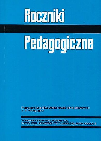 Annals of Pedagogies Cover Image