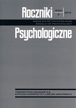 Annals of Psychology Cover Image