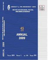 Annual of the Institute for Sociological, Political and Juridical Research Cover Image