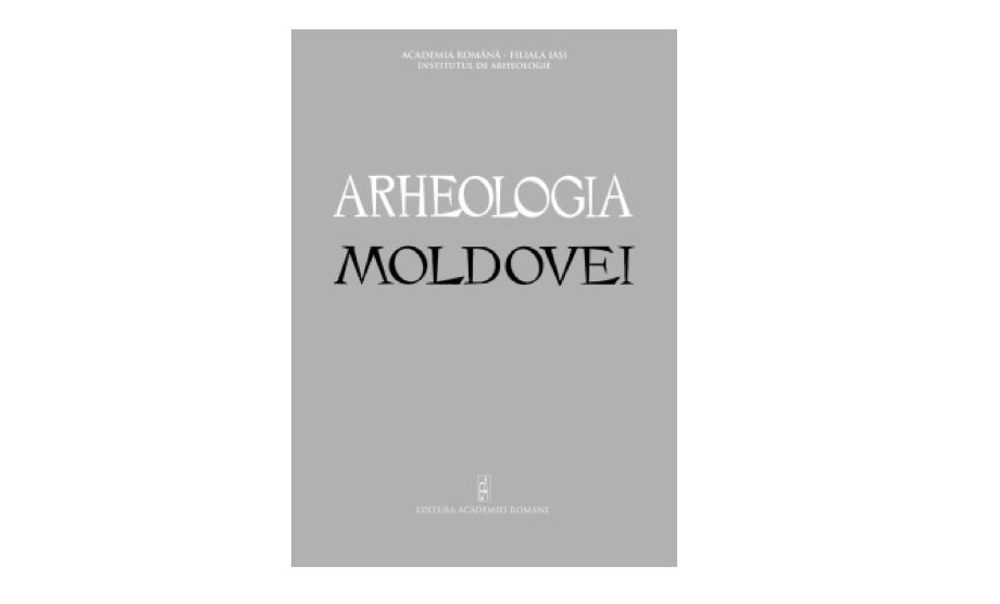 Archaeology of Moldavia (Romania) Cover Image