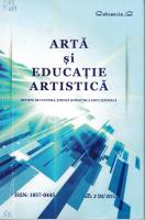 Arts and Artistic Education Cover Image