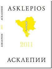 Asklepios. International Annual for History and Philosophy of Medicine Cover Image