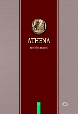 Athena: Philosophical Studies Cover Image