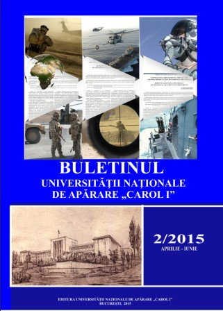 Bulletin of »Carol I« National Defence University Cover Image