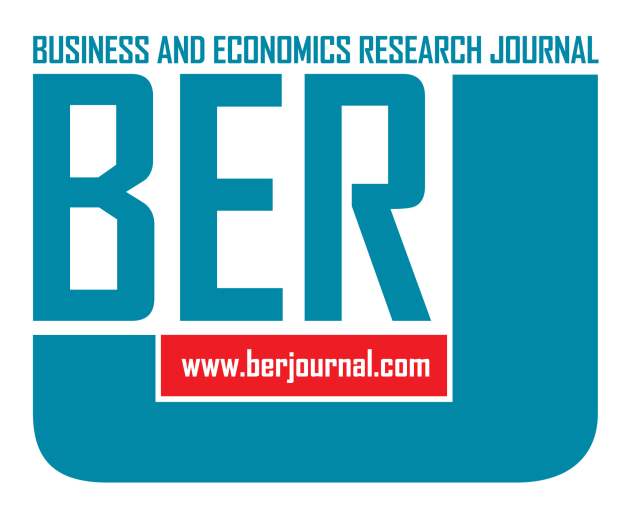 Business and Economics Research Journal Cover Image