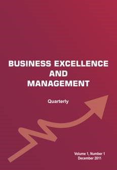 Business Excellence and Management Cover Image
