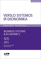 Business Systems & Economics Cover Image