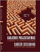 Career Designing: Research and Counselling Cover Image