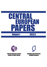 Central European Papers