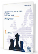 Central European Political Studies Cover Image