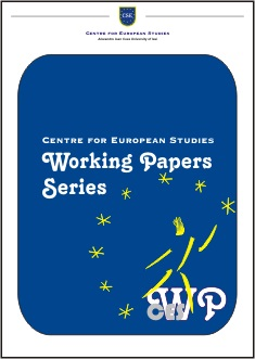 CES Working Papers Cover Image