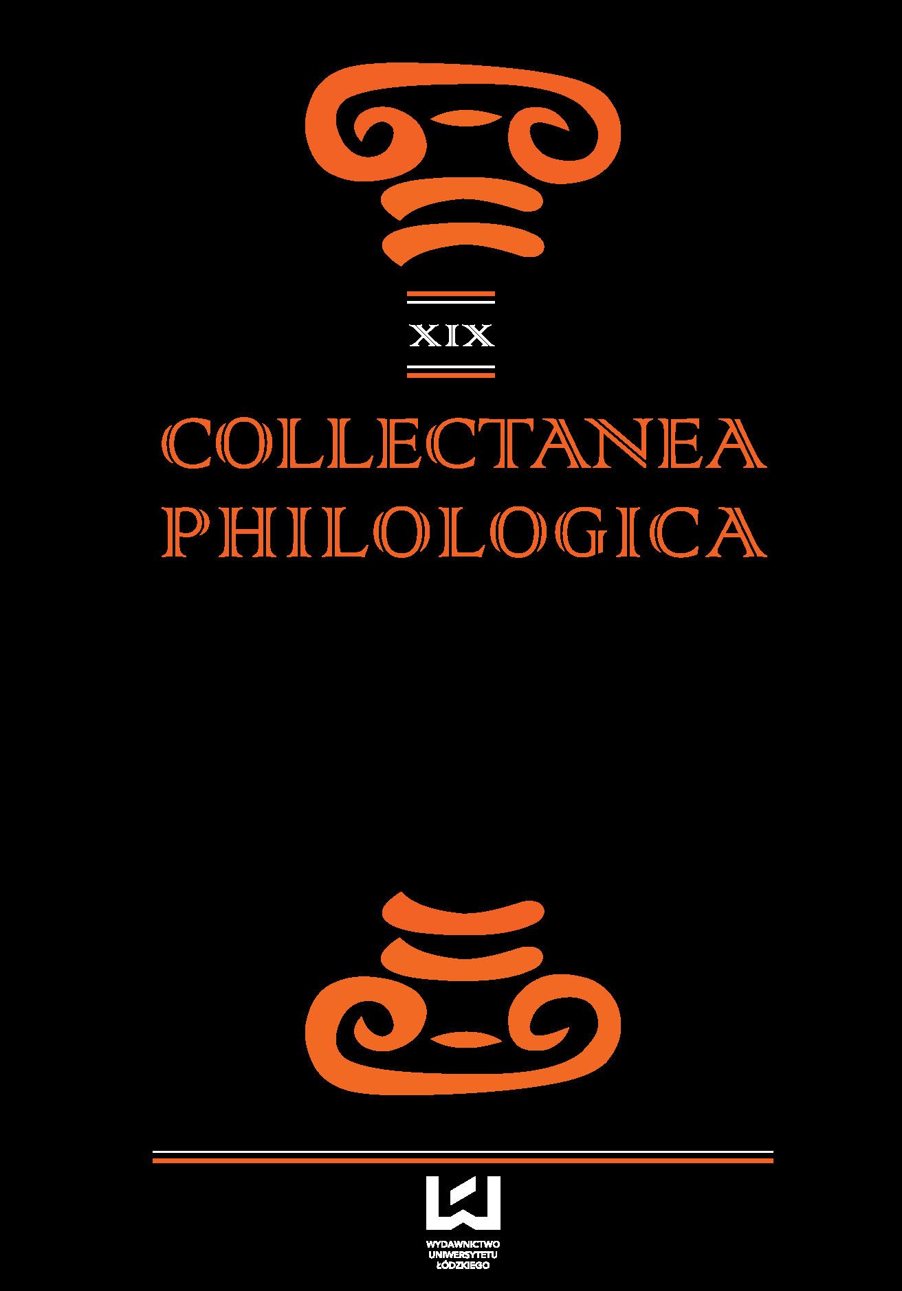 Collectanea Philologica Cover Image