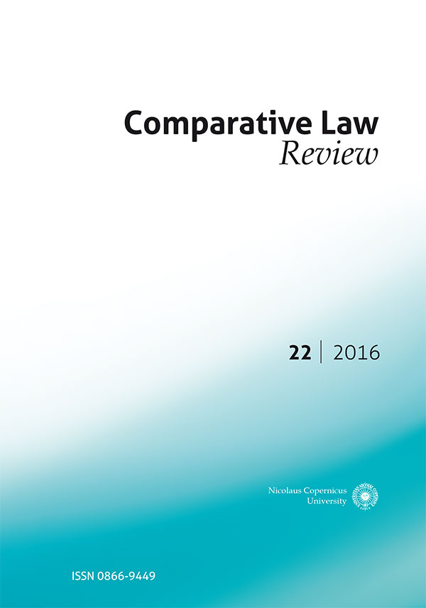 Comparative Law Review