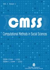 Computational Methods in Social Sciences