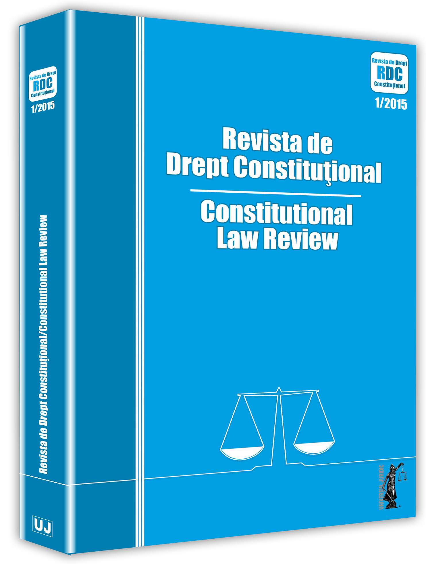 Constitutional Law Review Cover Image