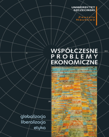 Contemporary Economic Issues. Globalization. Liberalization. Ethics Cover Image