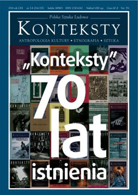 Contexts Cover Image