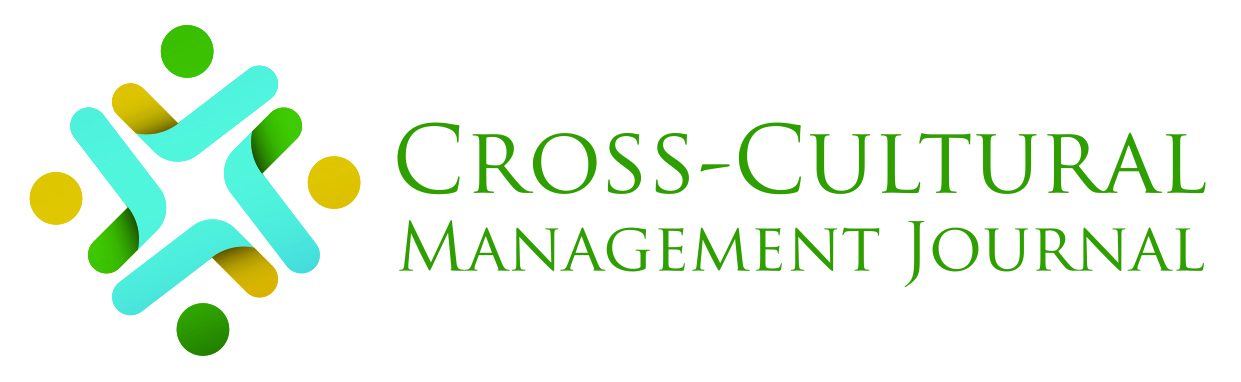 Cross-Cultural Management Journal Cover Image