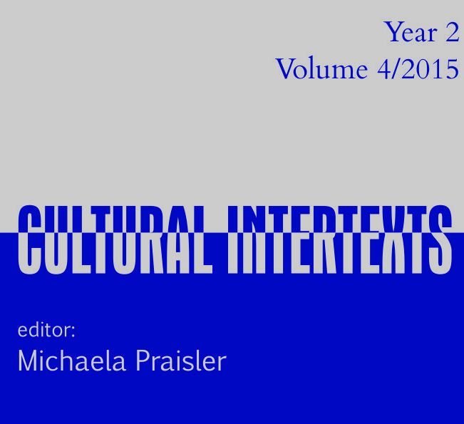 Cultural Intertexts Cover Image