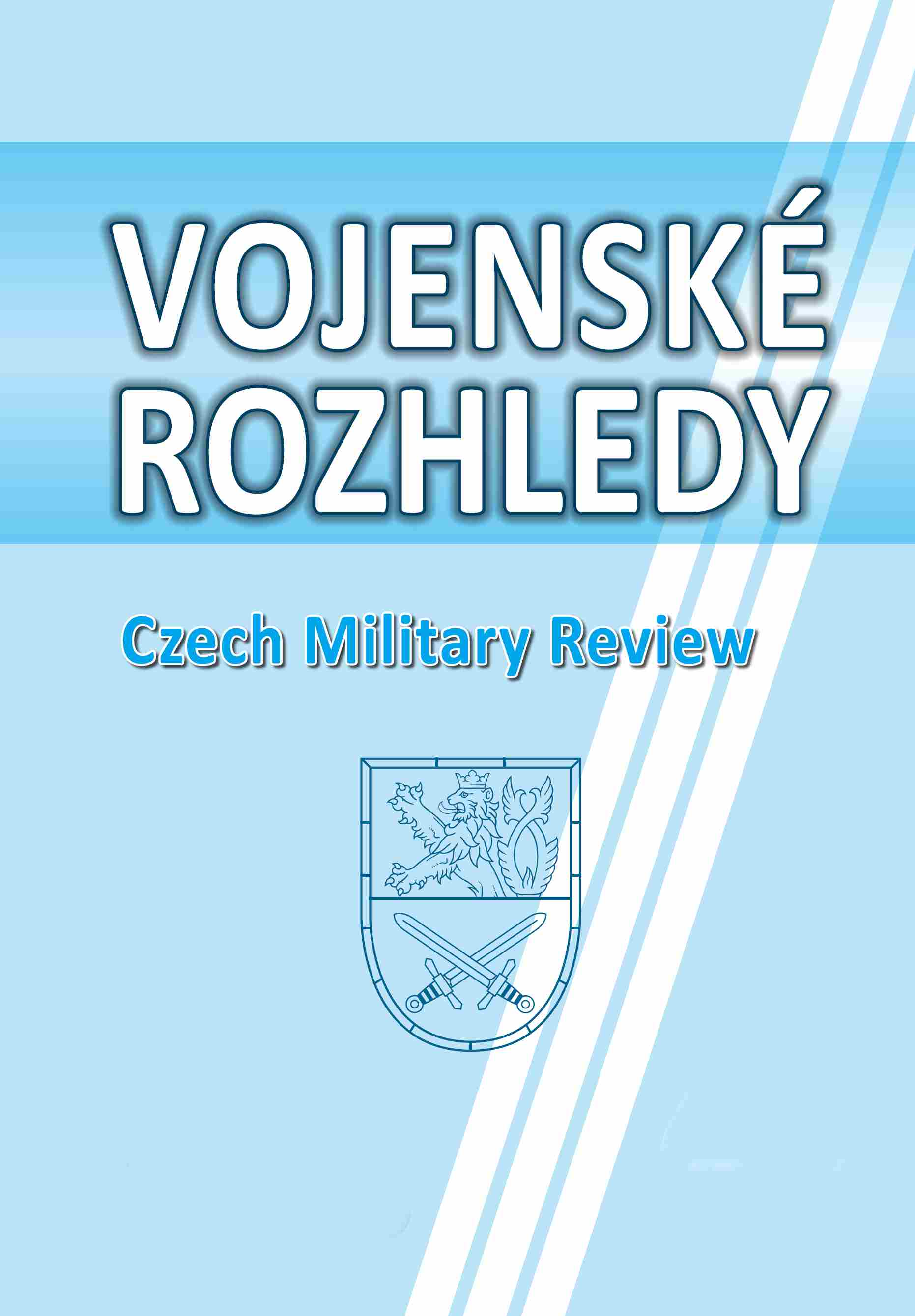 Czech Military Review Cover Image