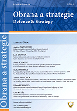 Defence and Strategy Cover Image
