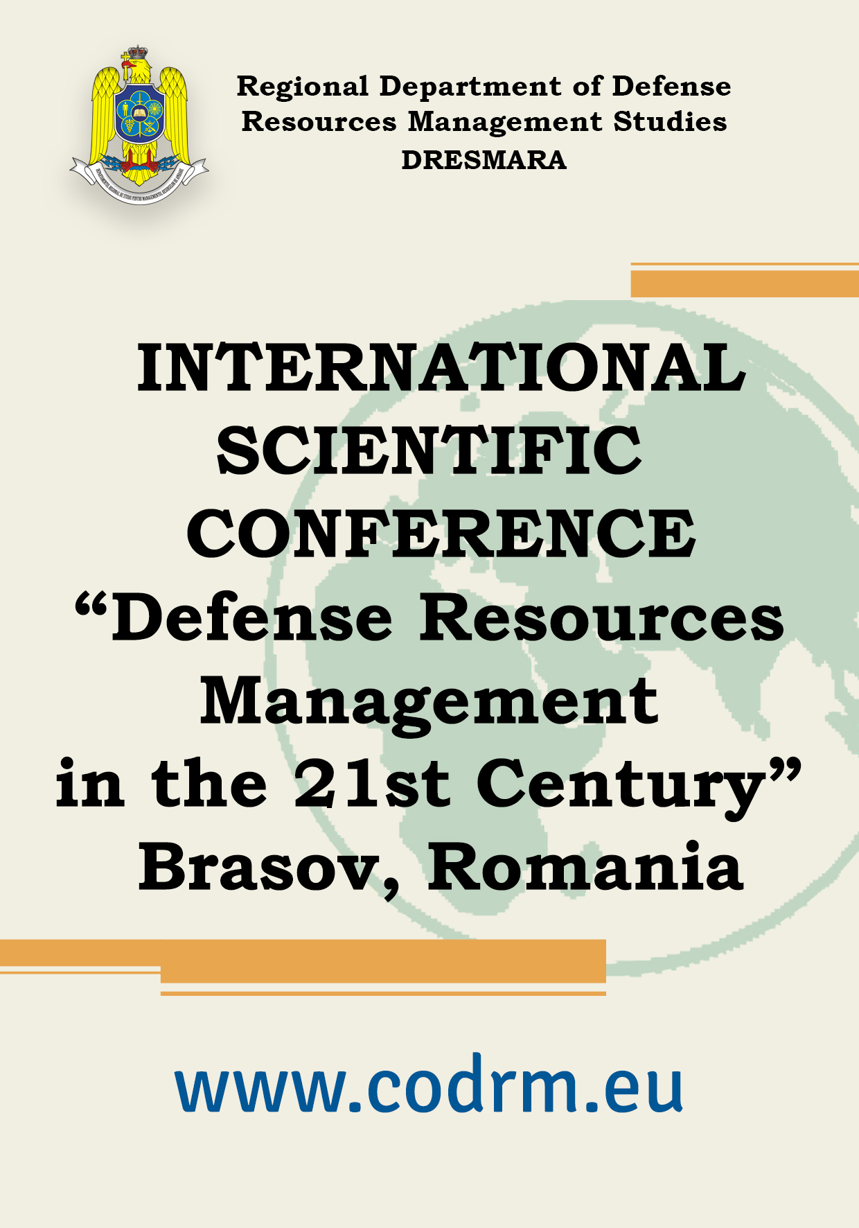 Defense Resources Management in the 21st Century