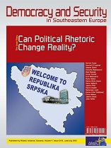 Democracy and Security in Southeastern Europe Cover Image