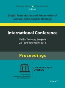 Digital Presentation and Preservation of Cultural and Scientific Heritage Cover Image