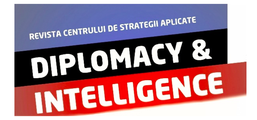 Diplomacy & Intelligence / A Journal of Social Sciences, Diplomacy and Security Studies. Cover Image