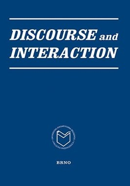 Discourse and Interaction Cover Image