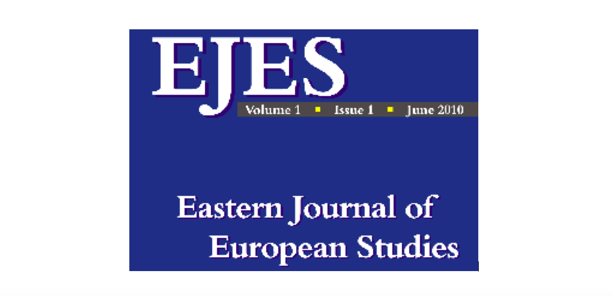 Eastern Journal of European Studies Cover Image