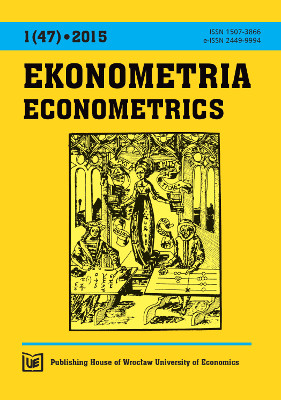 Econometrics Cover Image