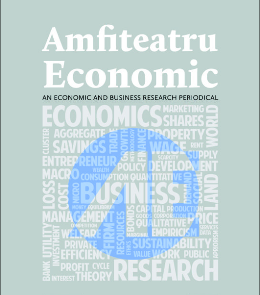 Economic Amphitheater Cover Image