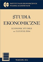 Economic Studies Cover Image