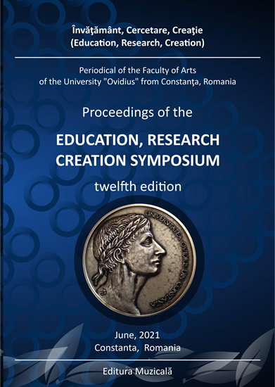 Education, Research, Creation Cover Image