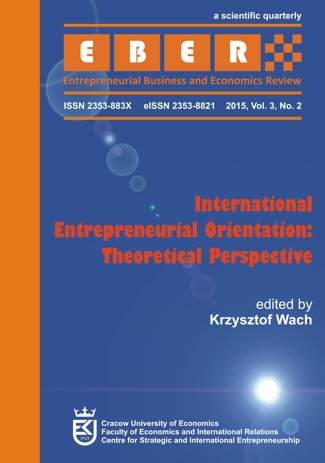 Entrepreneurial Business and Economics Review